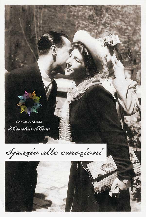 Cascina Alessi - il cerchio d'oro - la location in Oltrepo Pavese